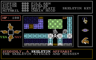 934536-melee-commodore-64-screenshot-fighting-a-skeleton.png