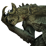 The pain and humiliation a Deathclaw must endure