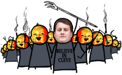 I believe in Cleveland Mark Blakemore