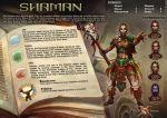 book shaman