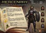mercenary book