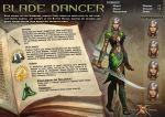 book bladedancer