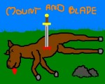 Mount & Blade MS Paint Competition