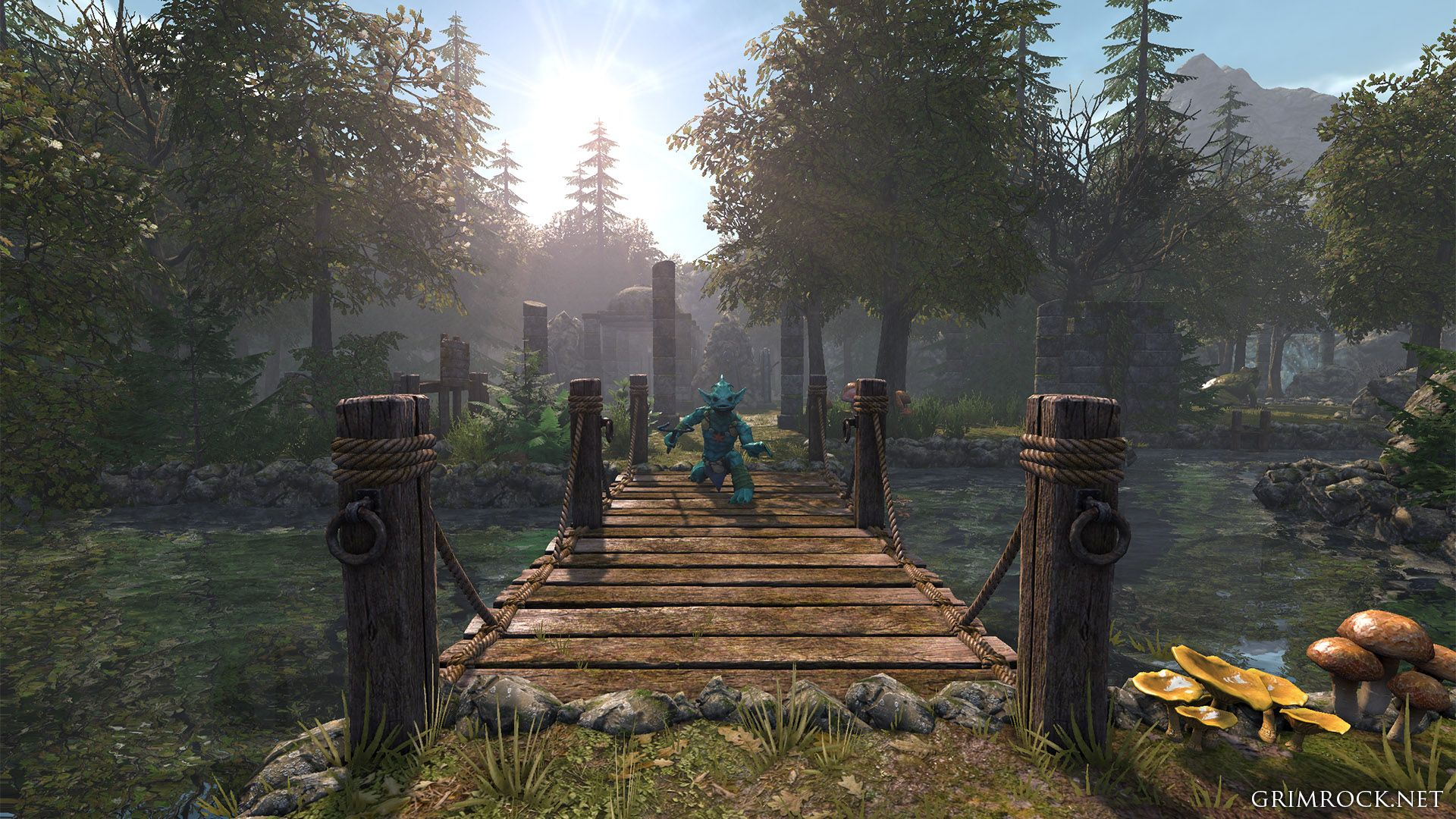 legend of grimrock 2 screenshot 1