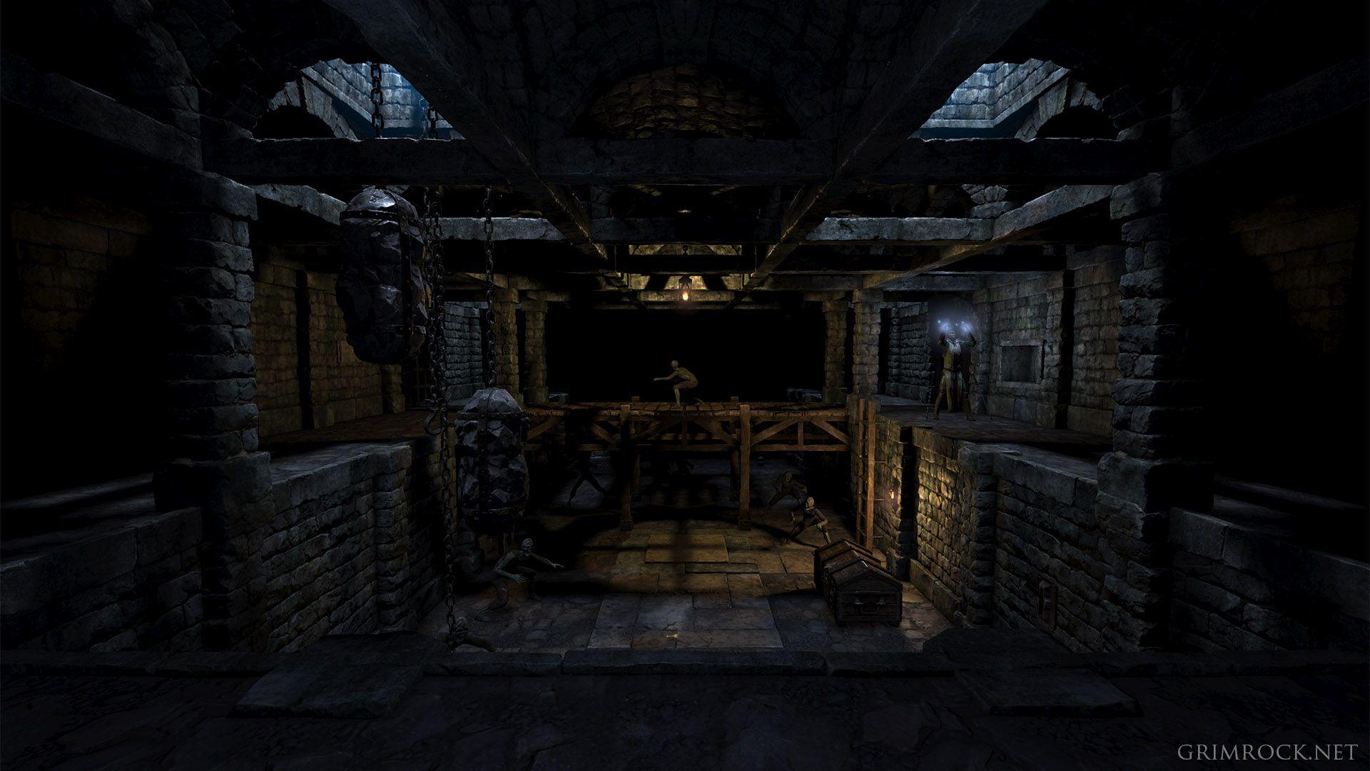 legend of grimrock 2 screenshot 3