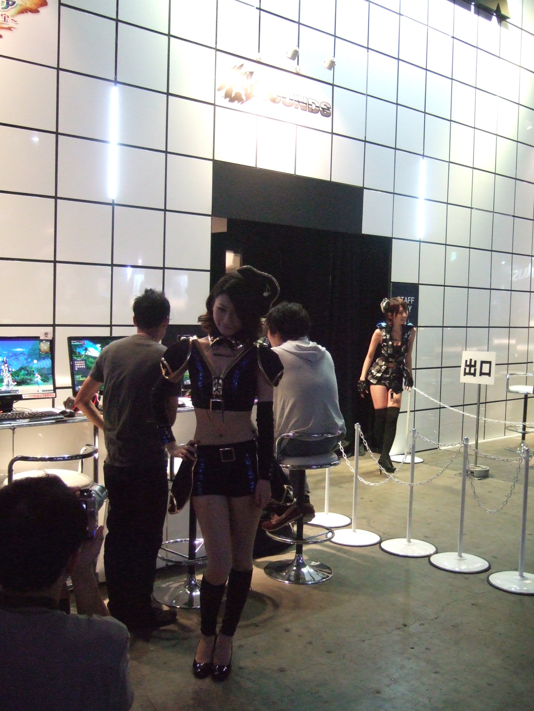 TGS 2014 Booth Babe 6