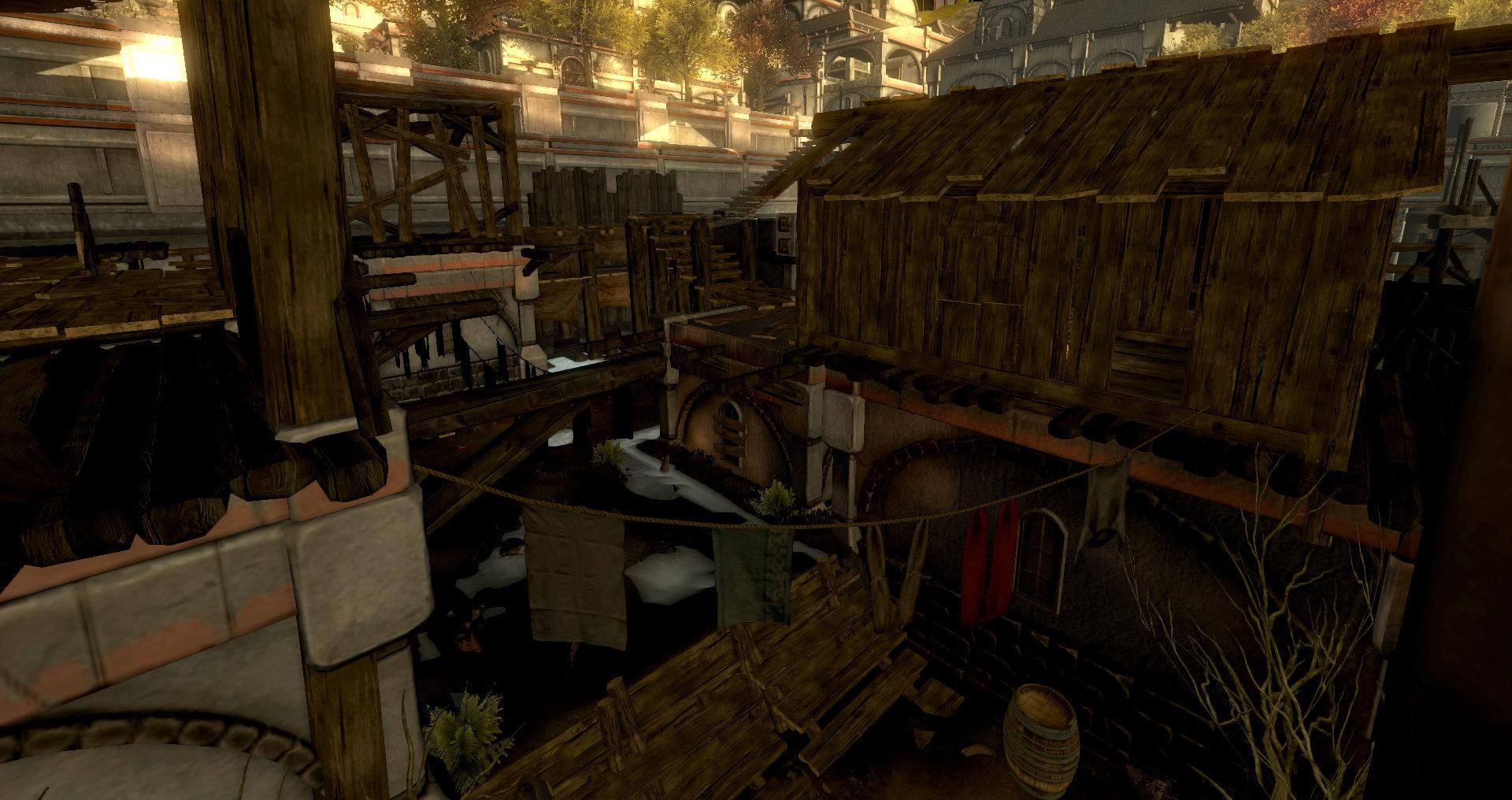 karthal slums