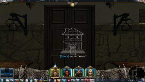 door highlight