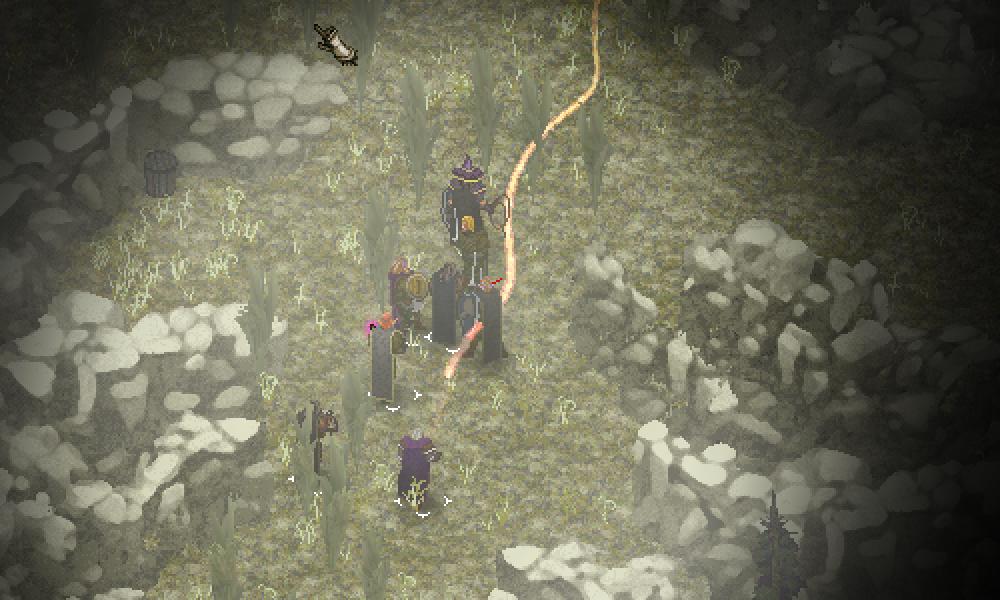 serpentinthestaglands combat
