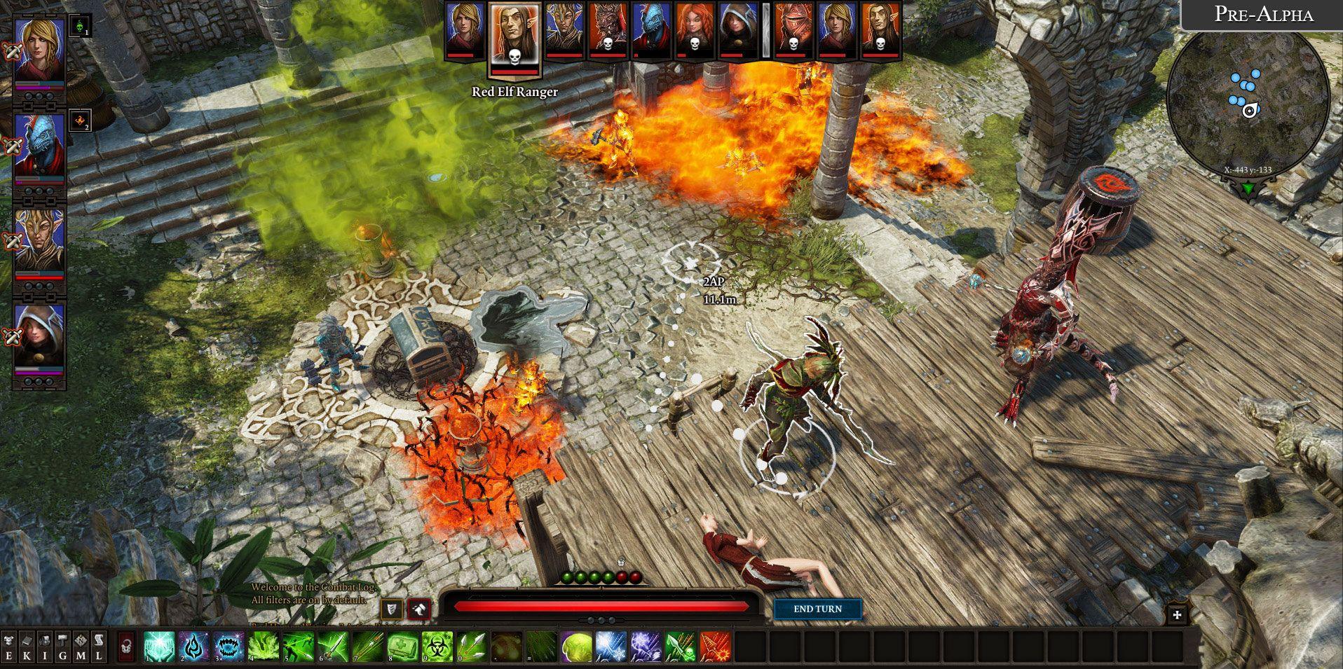 arena mode 1
