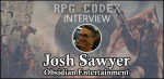 Josh Sawyer GDC Europe 2016 Interview