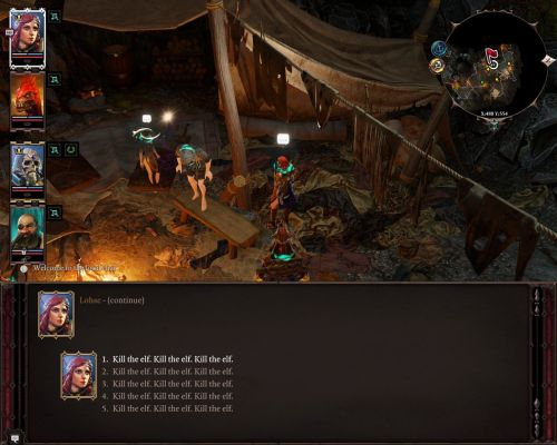 RPG Codex Review: Divinity: Original Sin 2 :: rpg codex > doesn't