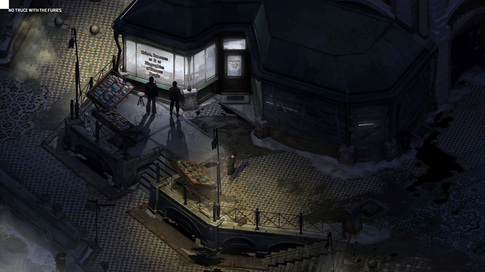 de bookstore screenshot 1
