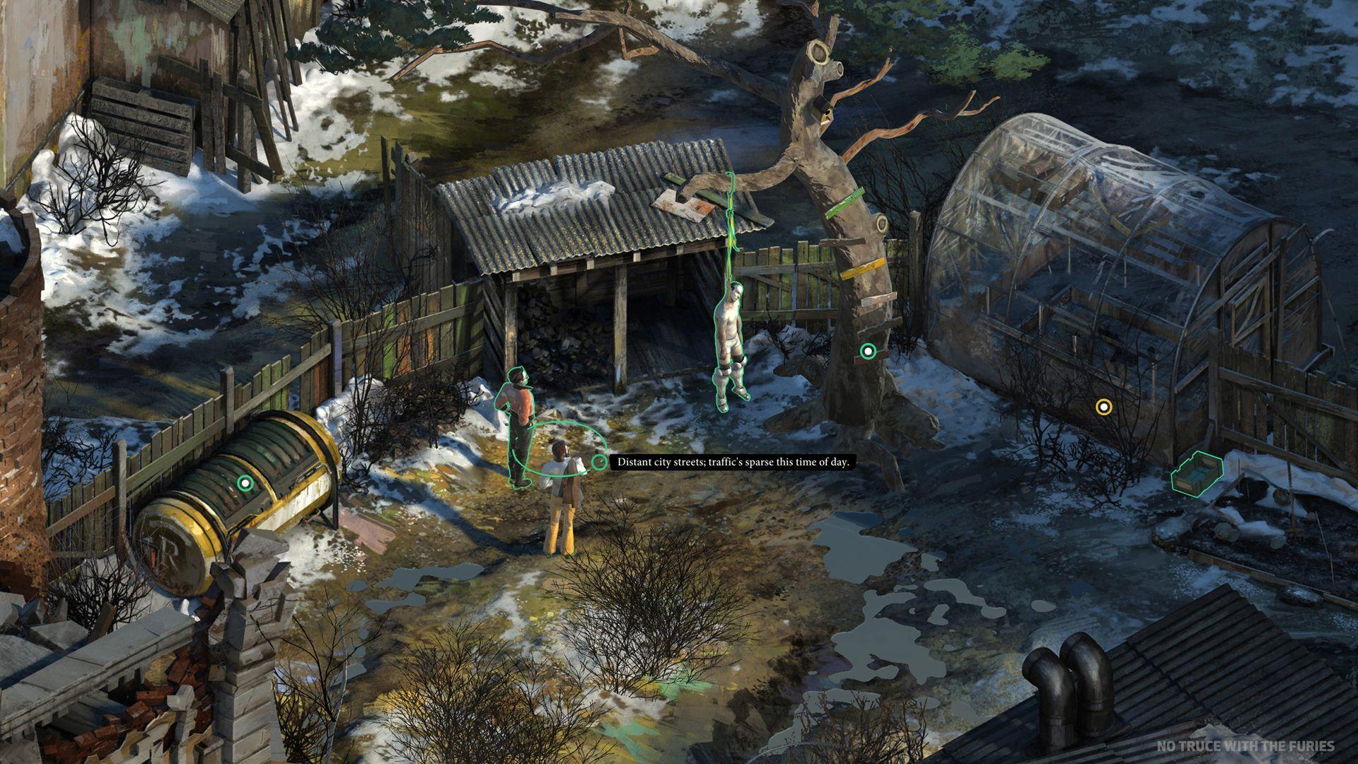 de courtyard screenshot 1