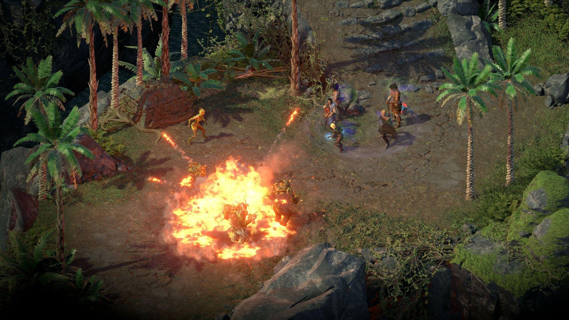 deadfire screenshot combat 001