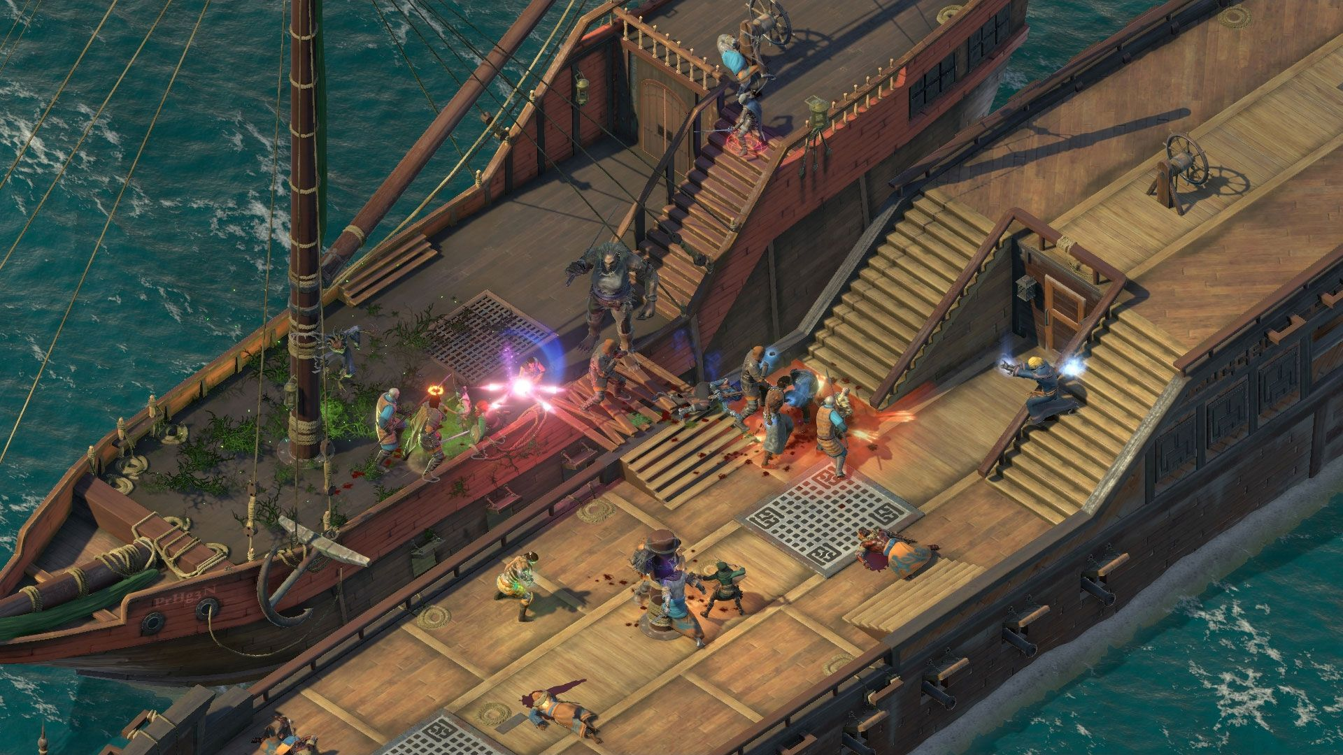 deadfire screenshot deck to deck 001