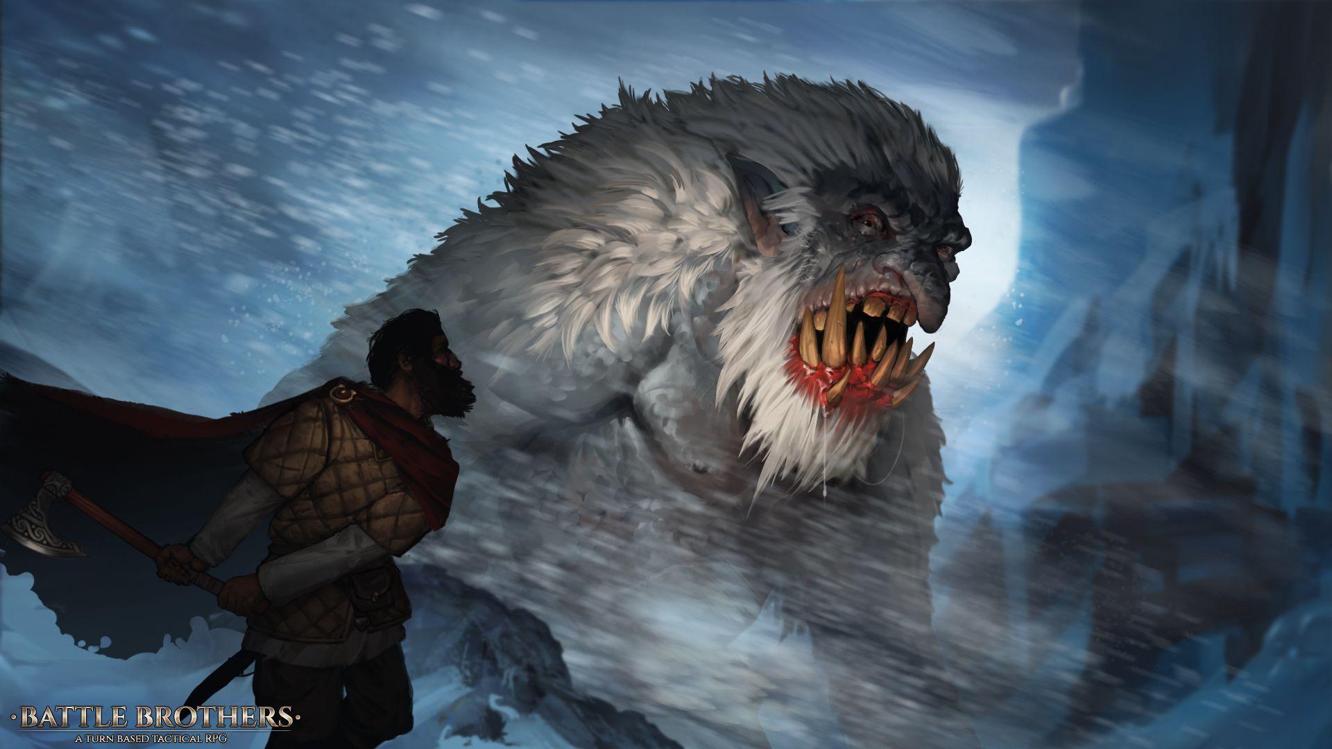 battle brothers beasts dlc