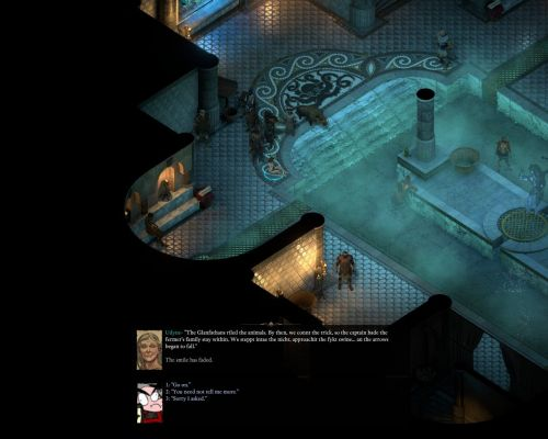 RPG Codex Review: Pillars of Eternity II - It's Pretty