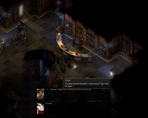RPG Codex Review: Pillars of Eternity II - It's Pretty