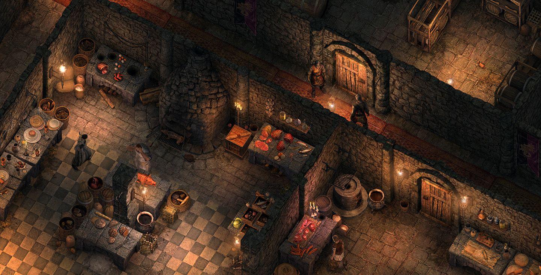 rb castle kitchen 01 1440