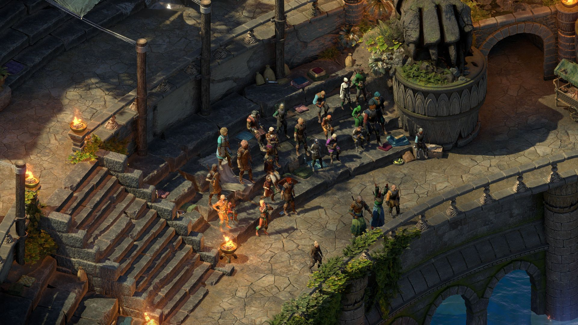 deadfire seekerslayersurvivor arena crowd