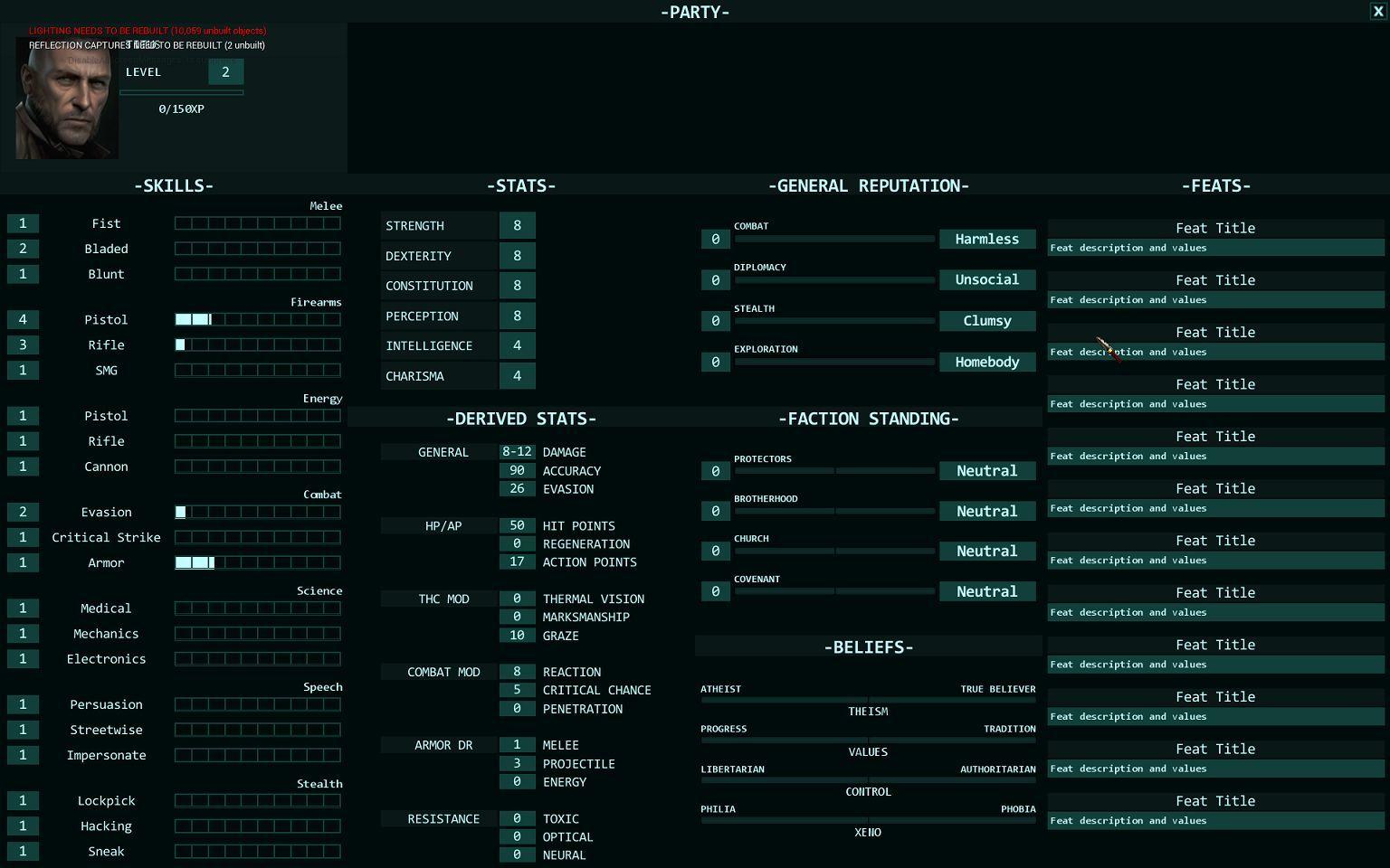 demo update 2