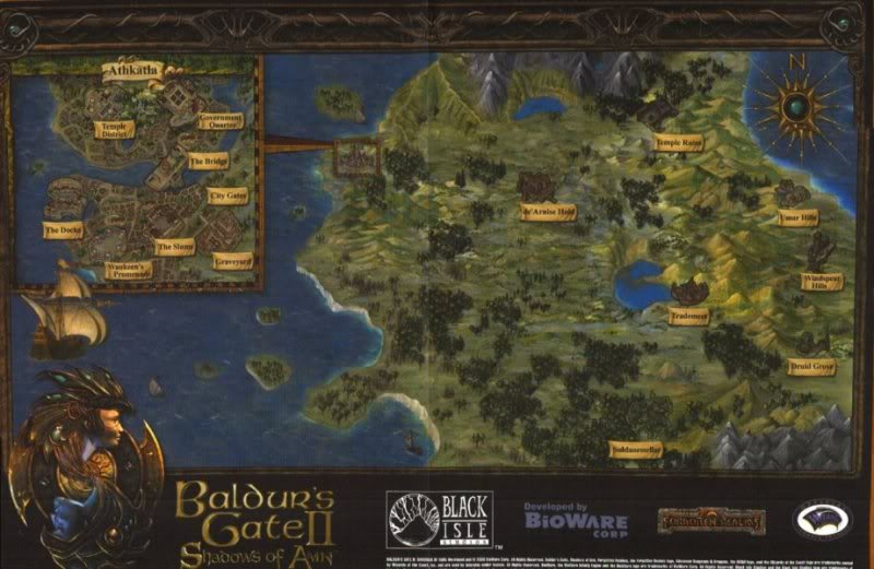 bg2world - Dragon Age: Origins :: rpg codex > doesn't scale to your on