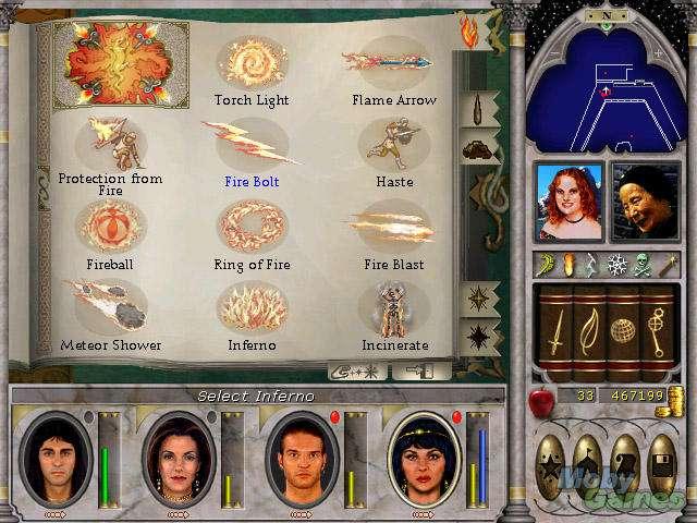 111479 might and magic vi the mandate of heaven windows screenshot