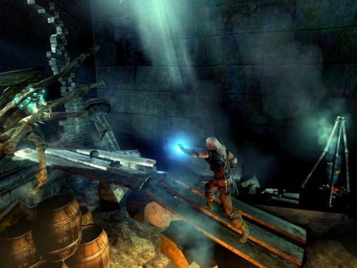 The Witcher screenshot 2