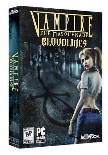 vampire boxart