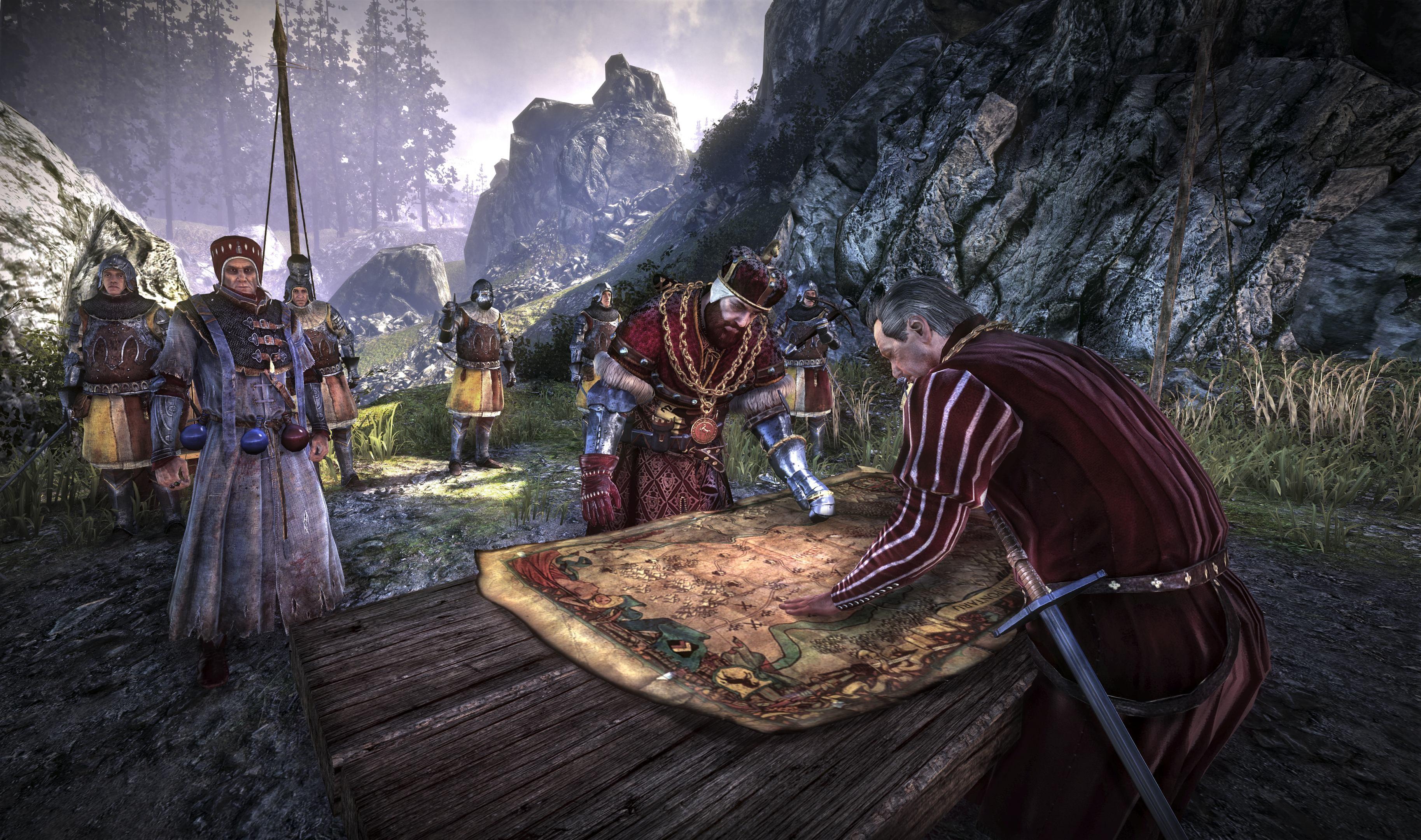 kaedwenian kings war ensamble