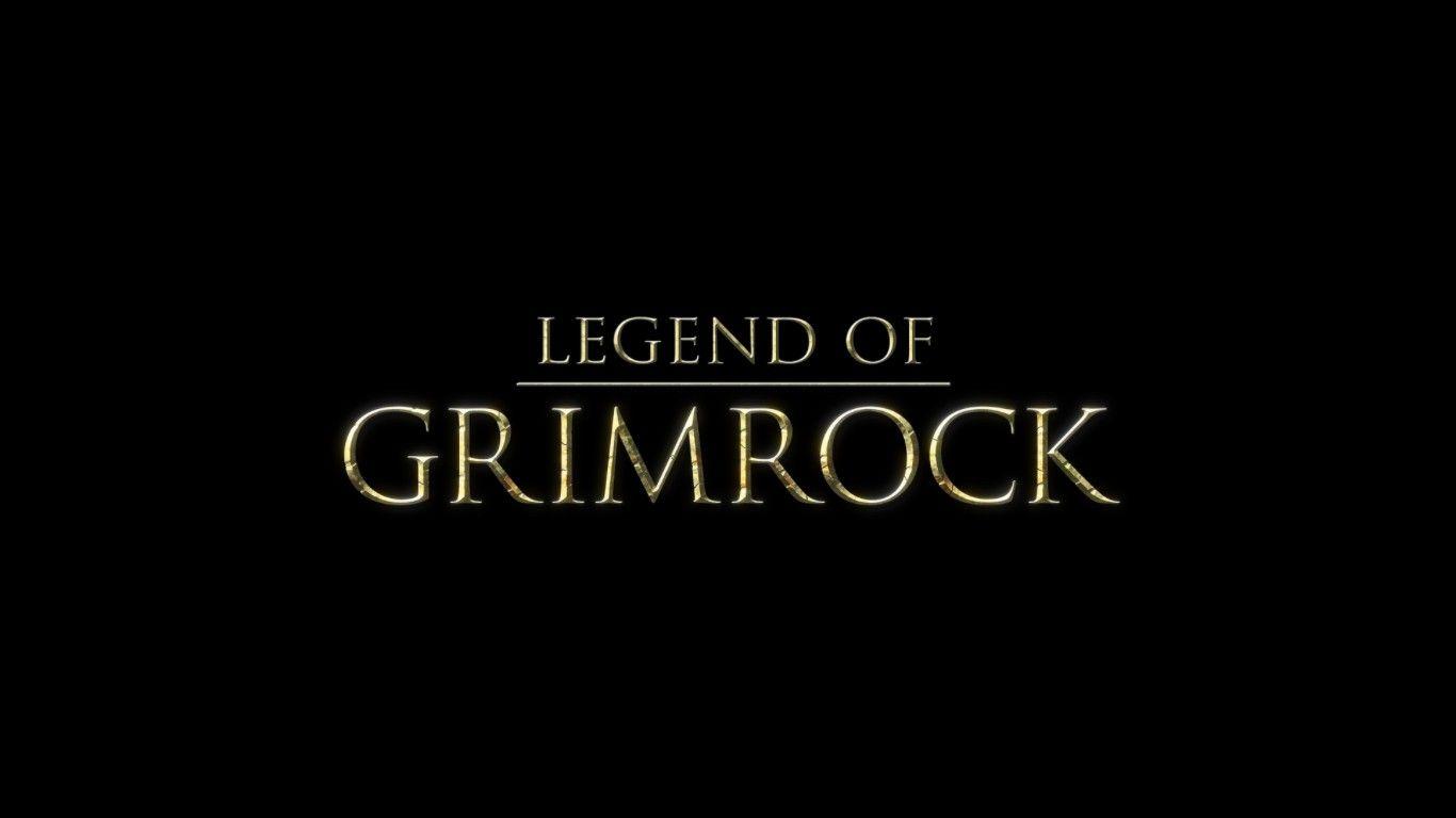 legend of grimrock title