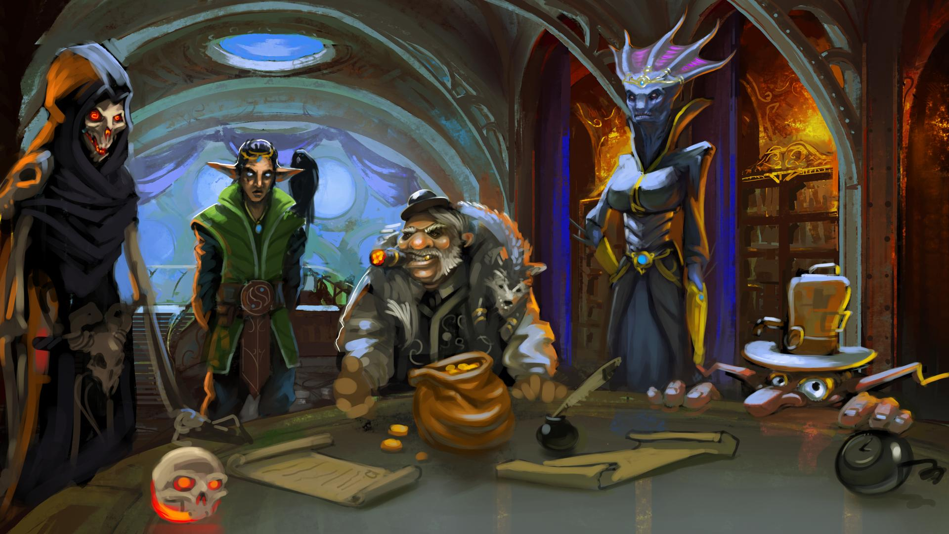 An Authentic Account of an Embassy from the RPG Codex to Larian ...